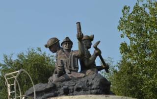 Mémorial du mineur de Bruay-La-Buissière