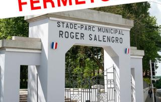 Porte d'entrée du Stade-Parc