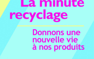 Logo minute recyclage