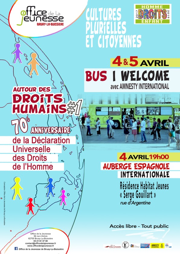 Bus I Welcome