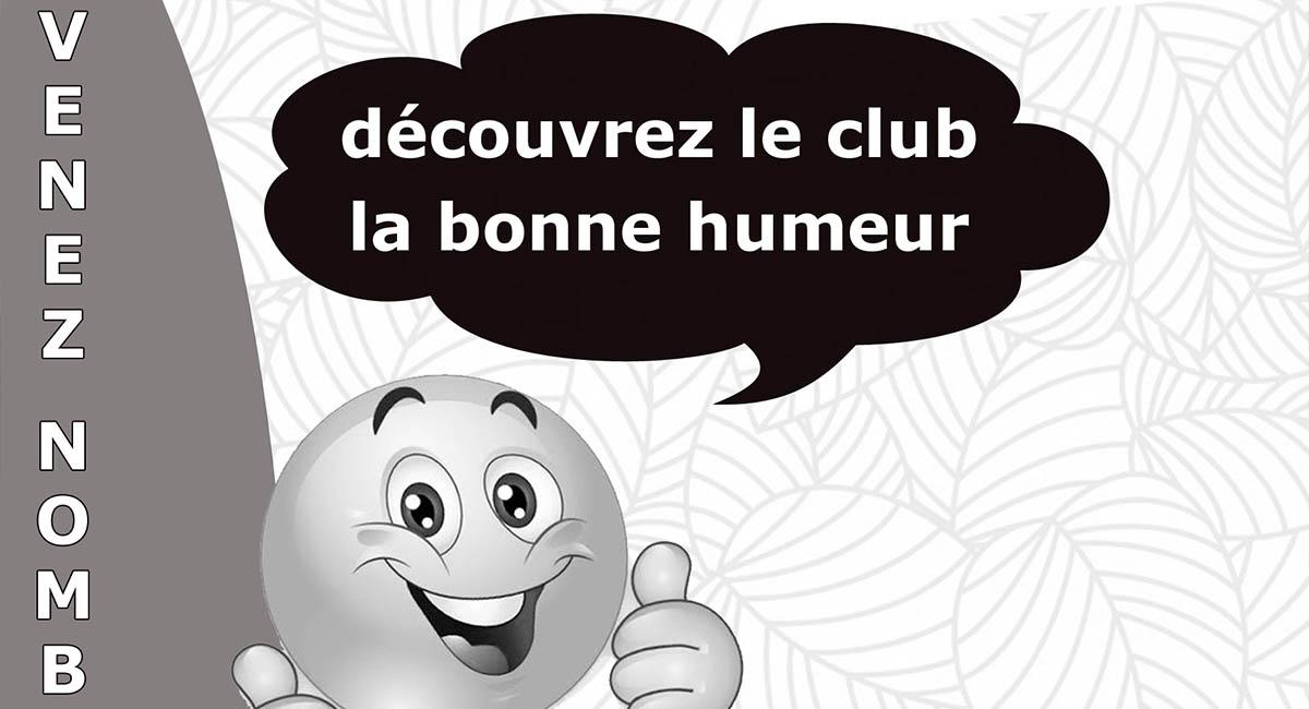 club bonne humeur