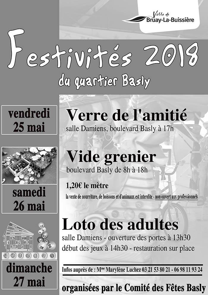 2018-Festivités Basly