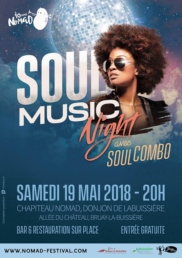 Soirée Soul Music