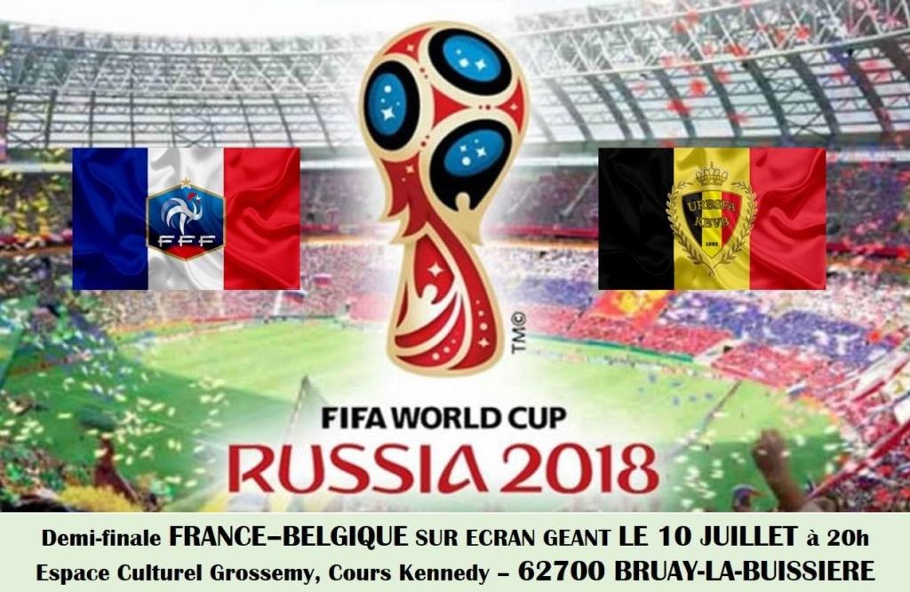 France Belgique Bruay