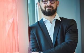 Olivier Switaj, maire de Bruay-La-Buissière