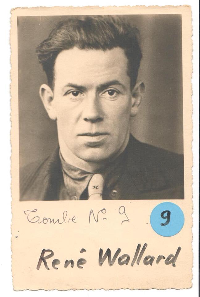 René Wallard Bruay-La-Buissière
