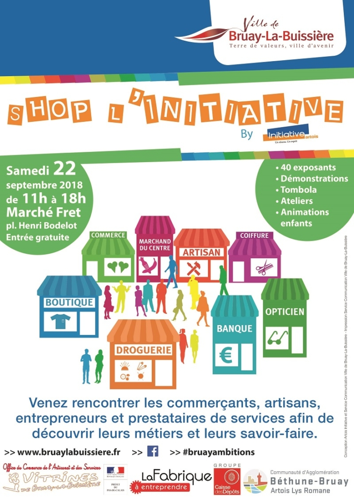 Shop l'Initiative