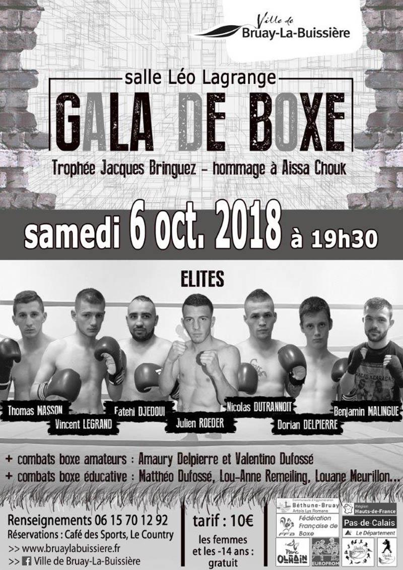 gala boxe