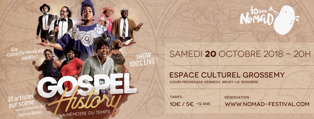 Gospel Bruay-La-Buissière