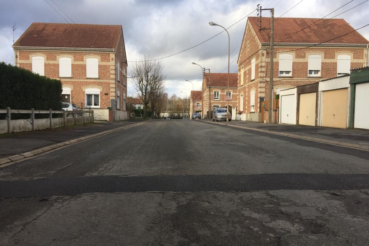 Travaux rue Basly