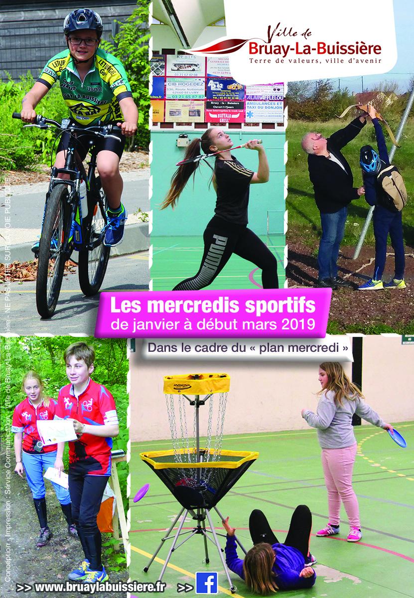 Affiche mercredis sportifs janv-fev 2019