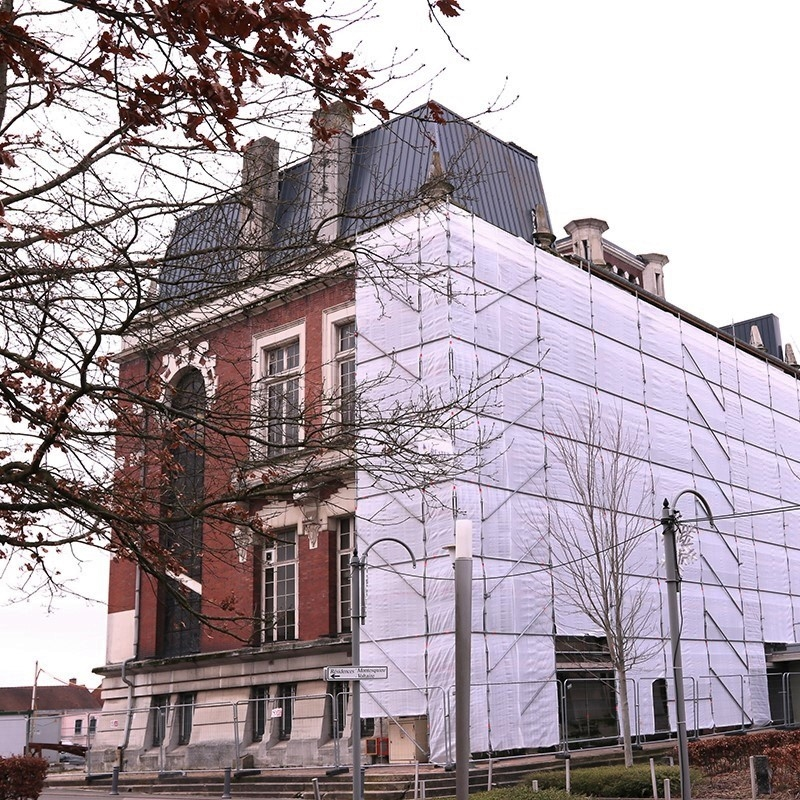 Hôtel de Ville Bruay-La-Buissière