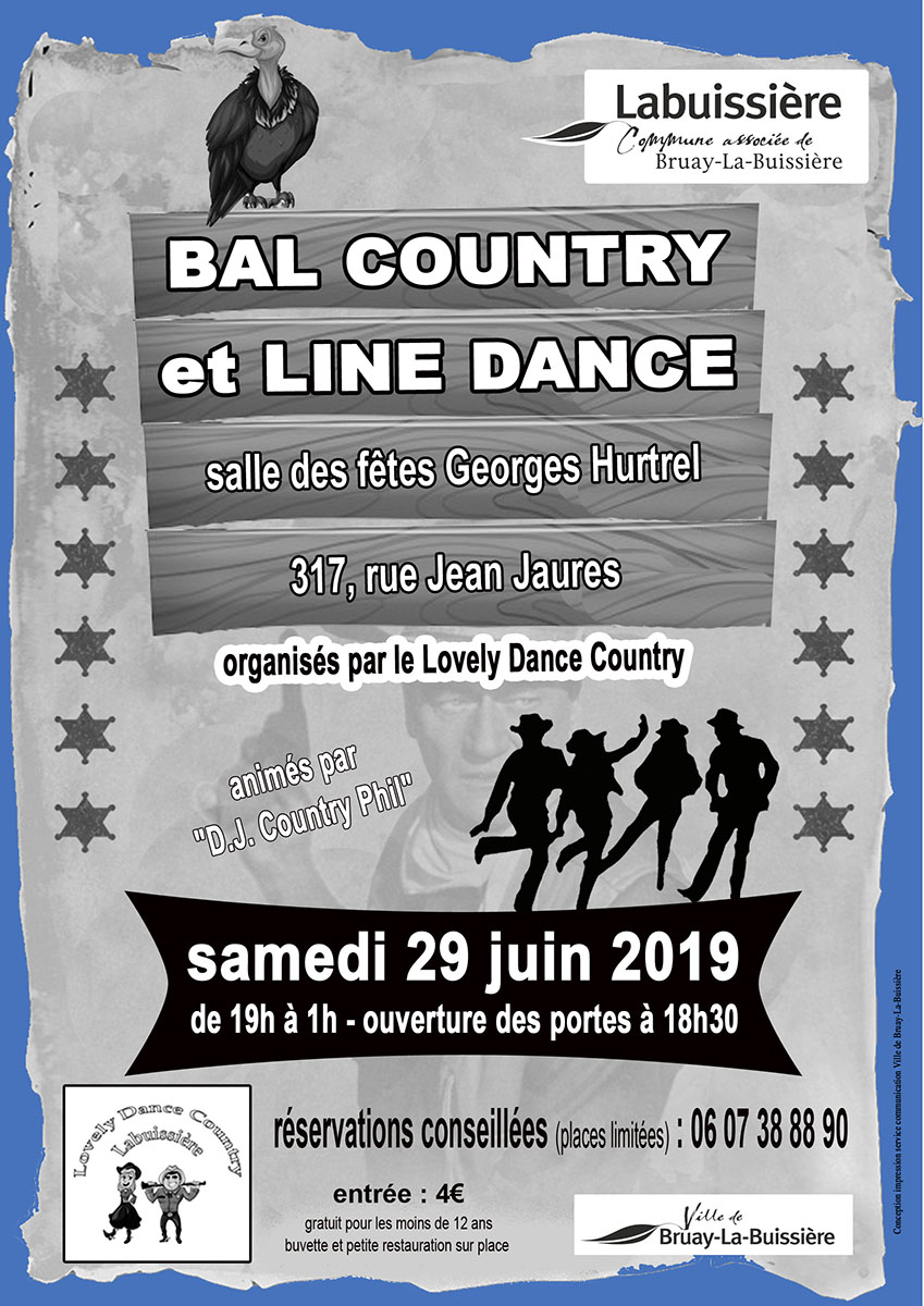 2019-Le lovely dance country-bal