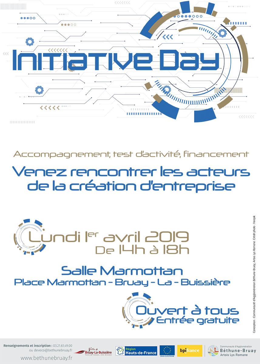 Affiche Initiative Day