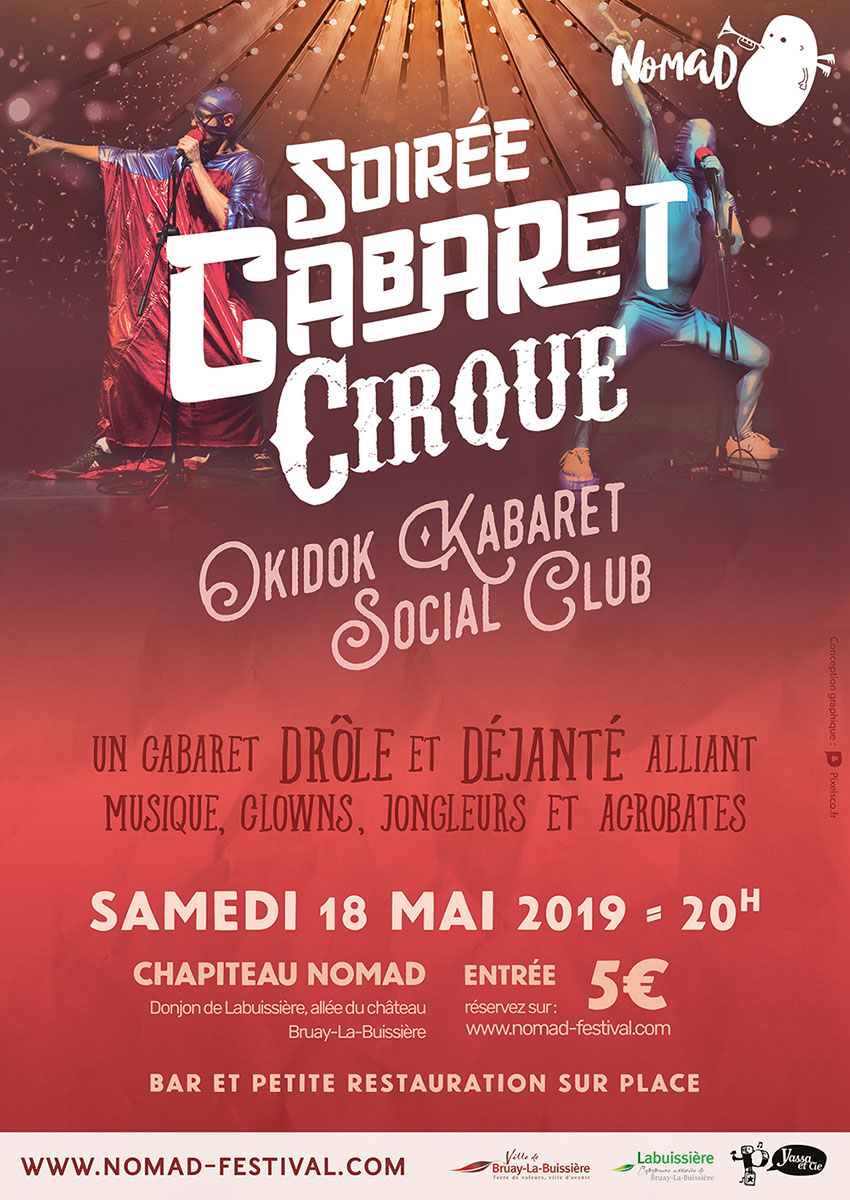 Cabaret-Cirque affiche