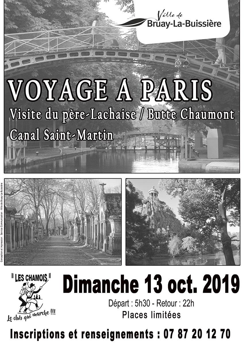 Paris-les chamois-père lachaise