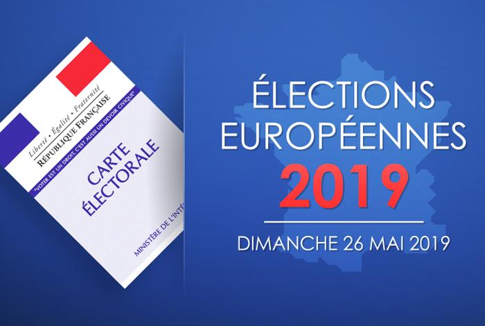 changement d adresse carte électorale Elections Européennes : mode d'emploi et liste des bureaux de vote