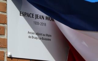Espace Jean Morel inauguré