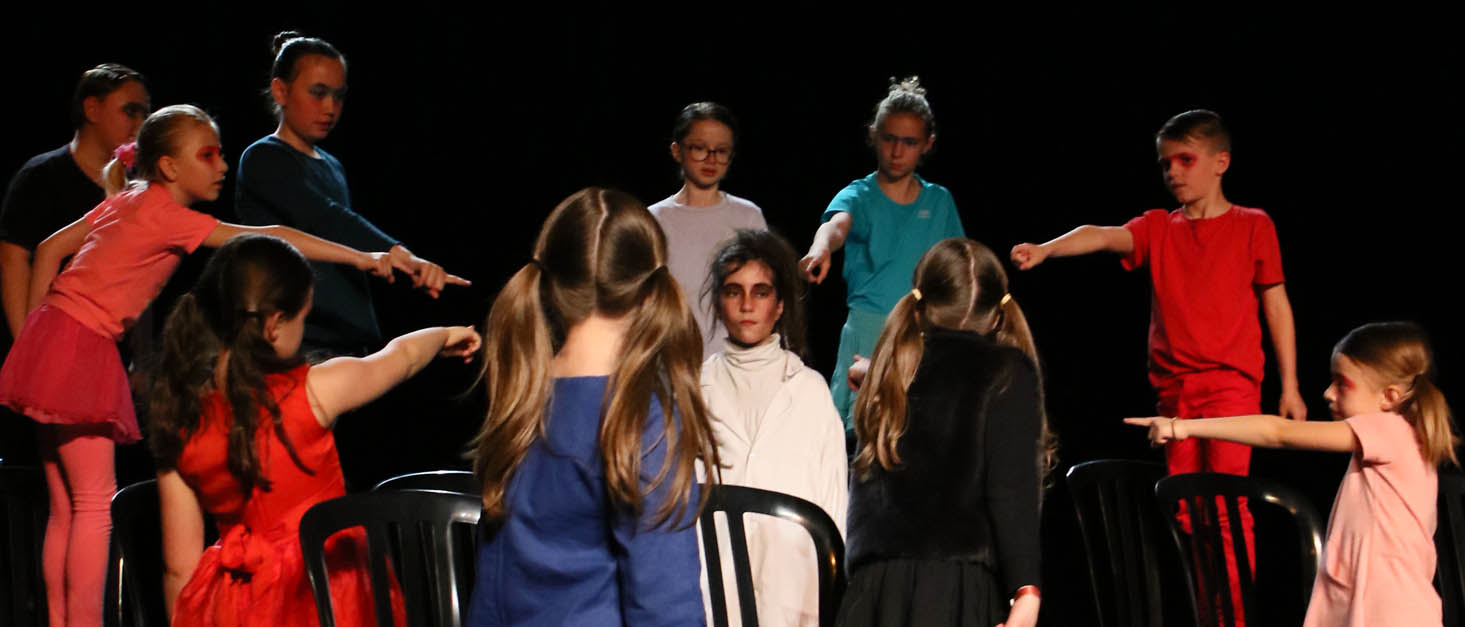 Atelier Théâtre Primaire