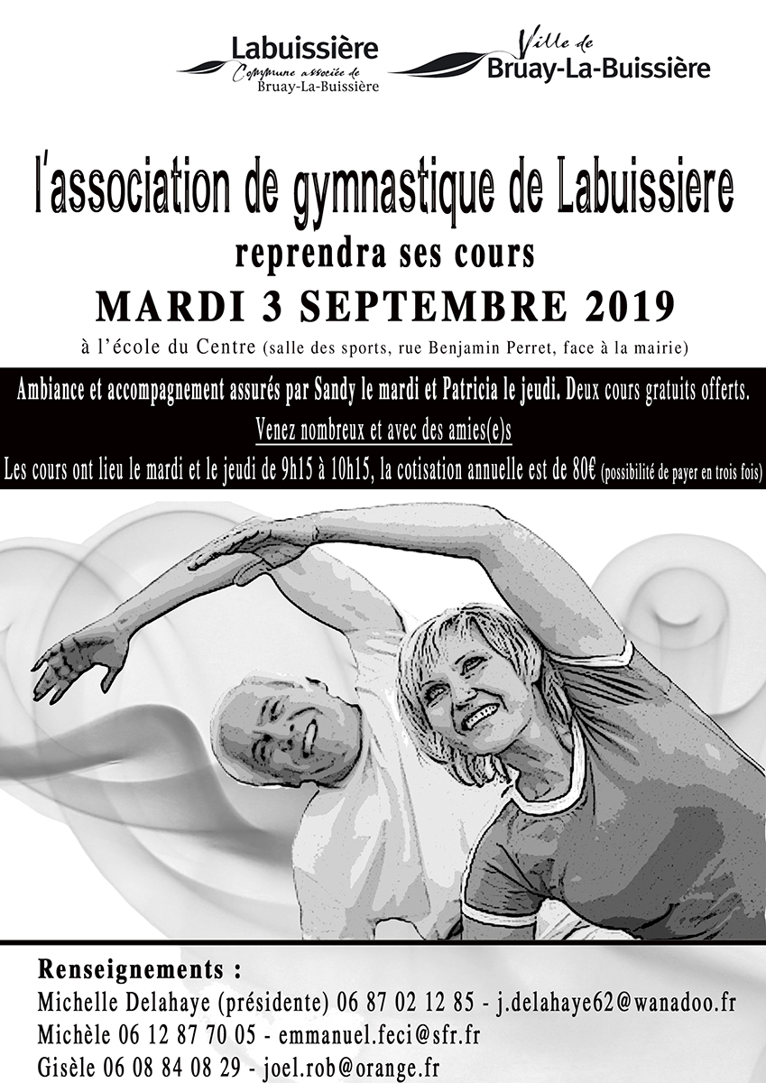 2019-inscriptions-club de gym de labuissière