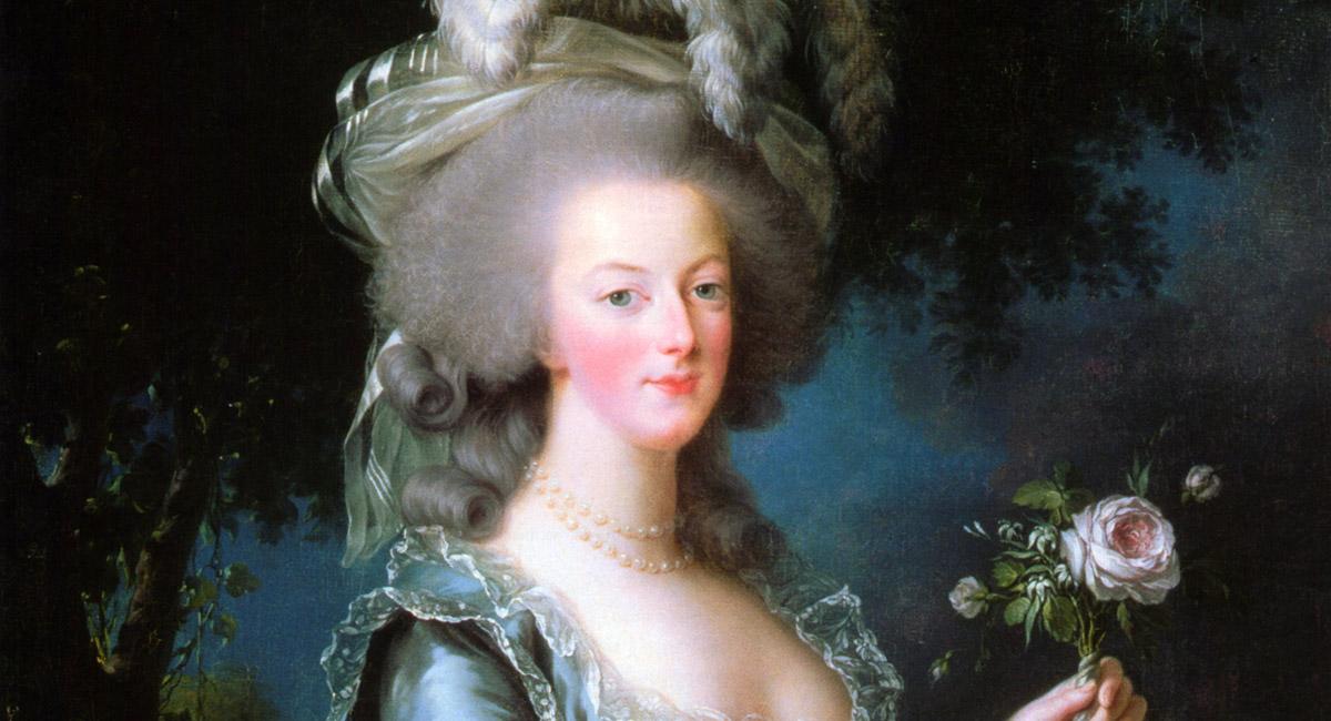 Marie-Antoinette, la métamorphose d'une image