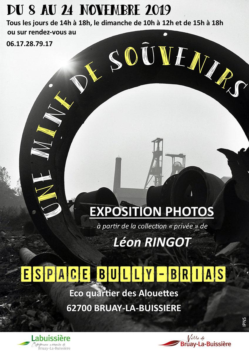 2019-Léon Ringot-Une mine de souvenirs