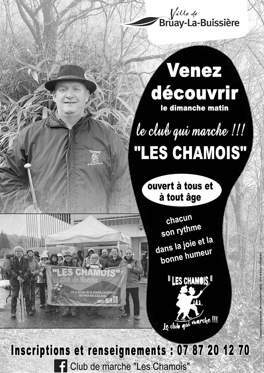 2019-présentation du club-les chamois