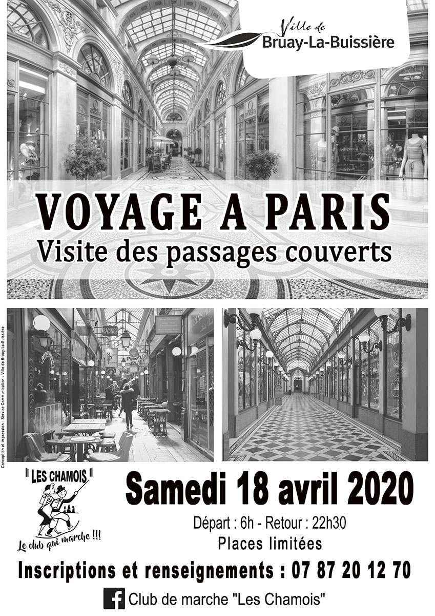 Les chamois-Paris