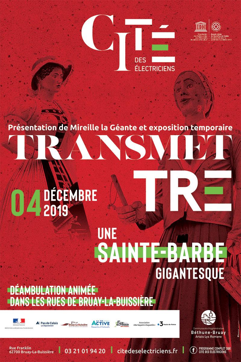 Affiche Sainte Barbe