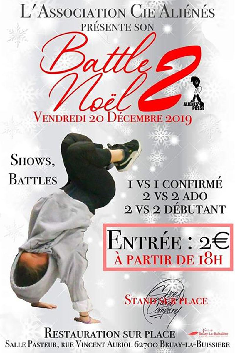 Battle de Noël BLB