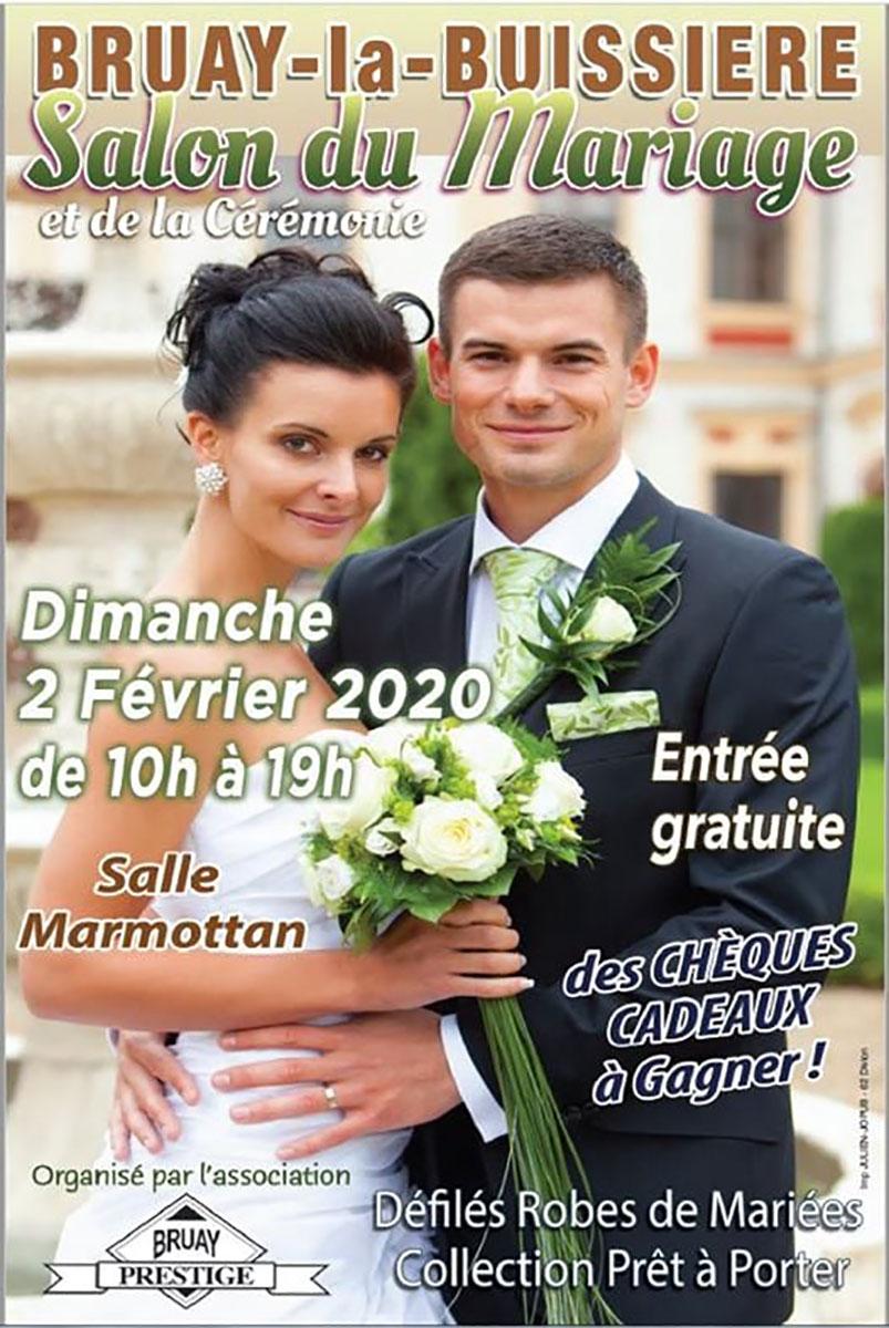 salon du mariage 2020