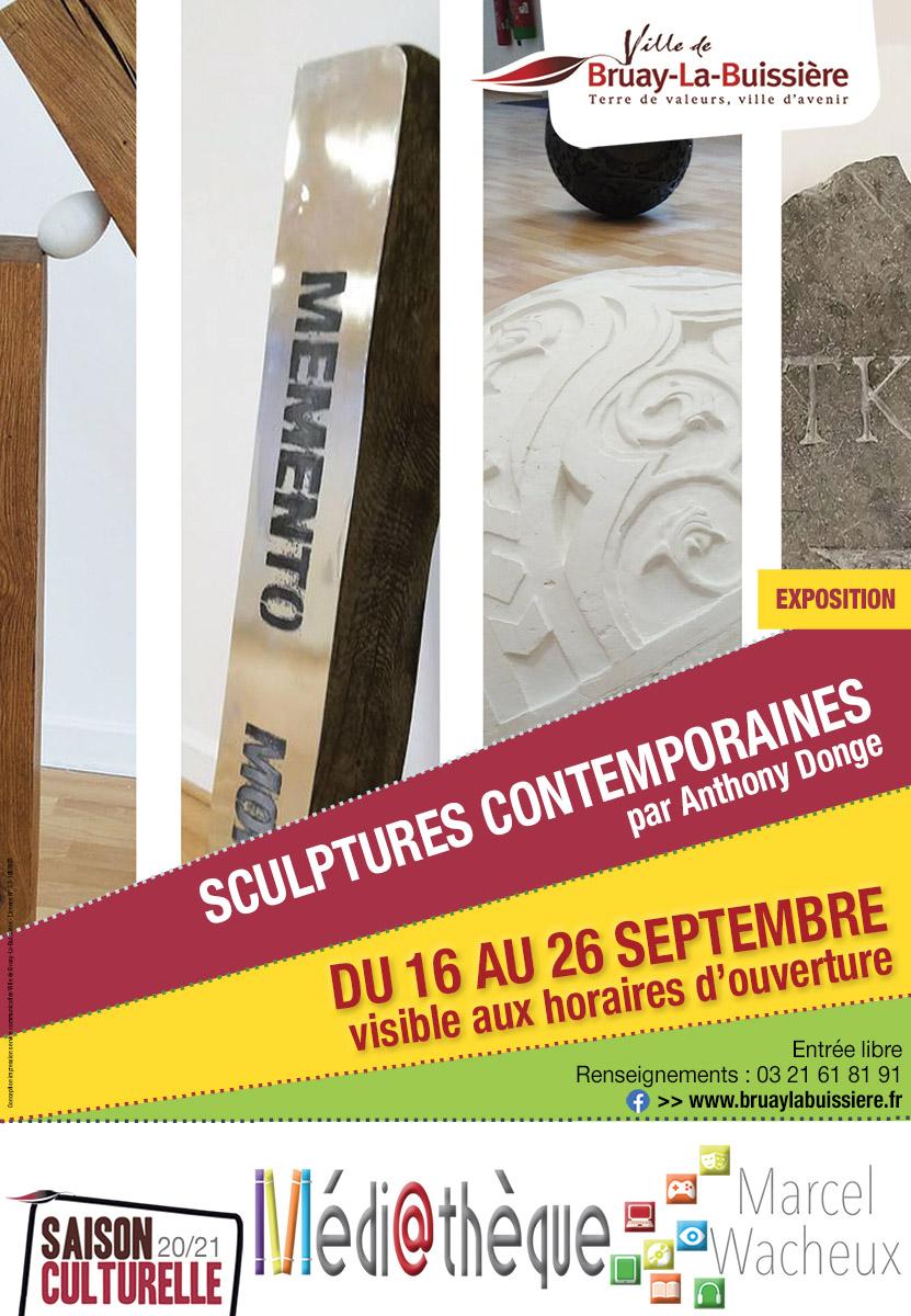 Sculptures contemporaines
