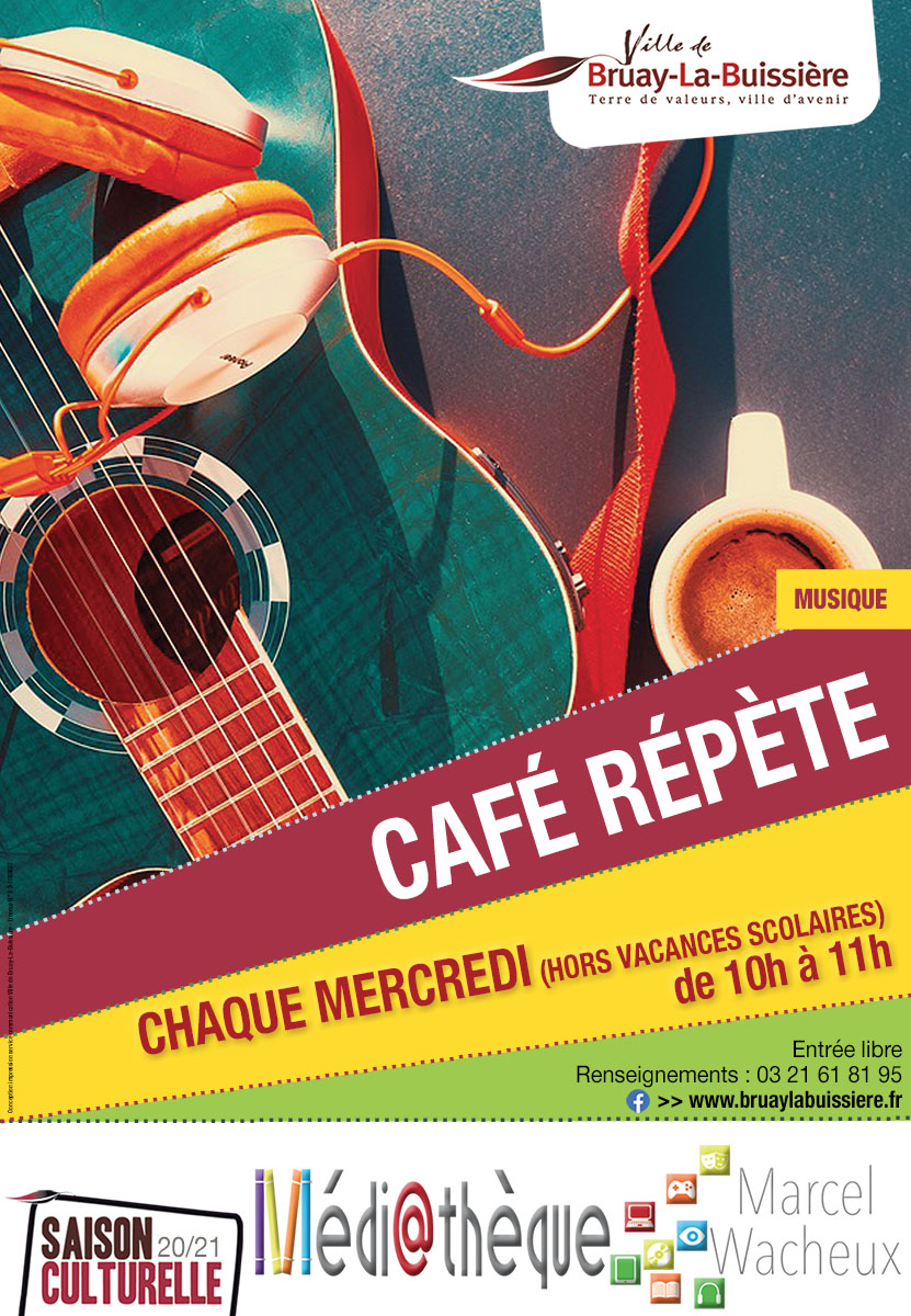 Café répète