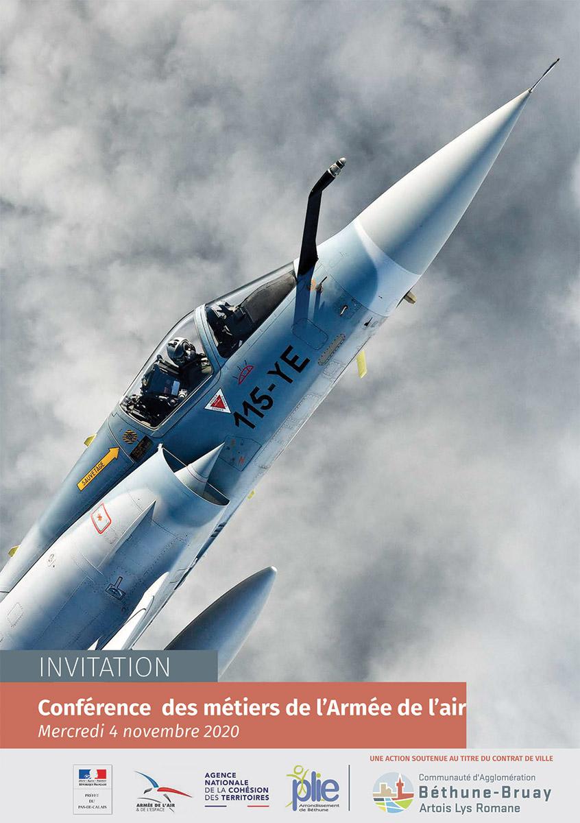 conférence armée de l'air