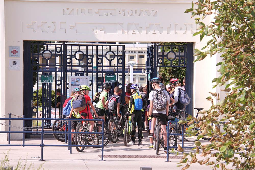 Bruay-La-Buissière à bicyclette