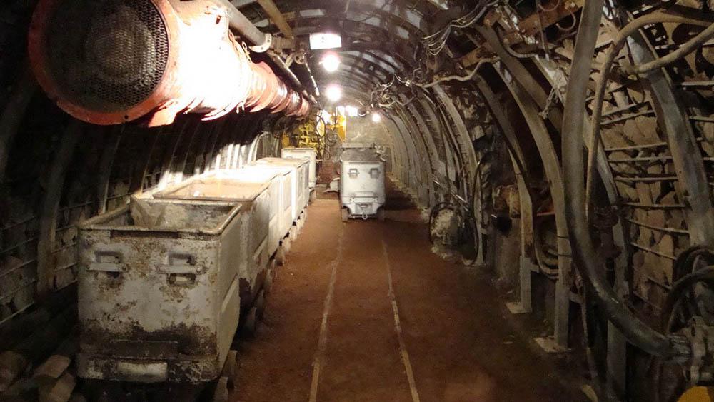 Expo mines