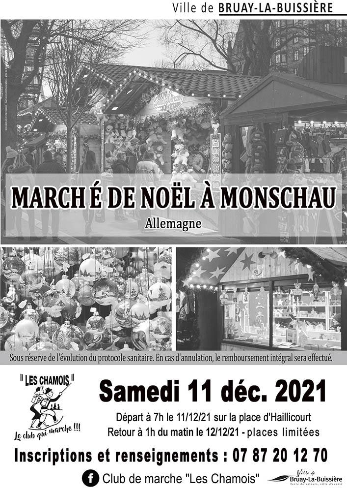 2021-marché de noel à monschau-les chamoix