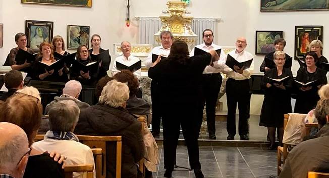 Concert Mélia Chorus 2021